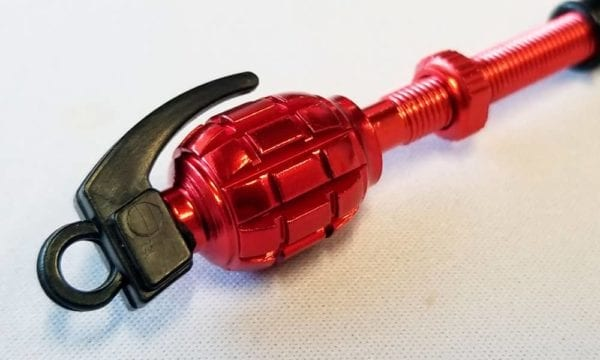Mynesweepers Grenade Caps